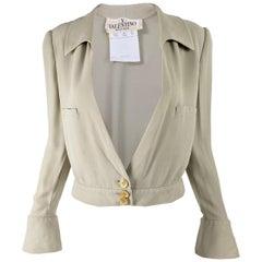 Valentino Boutique Vintage Blouson Jacket, 1980s