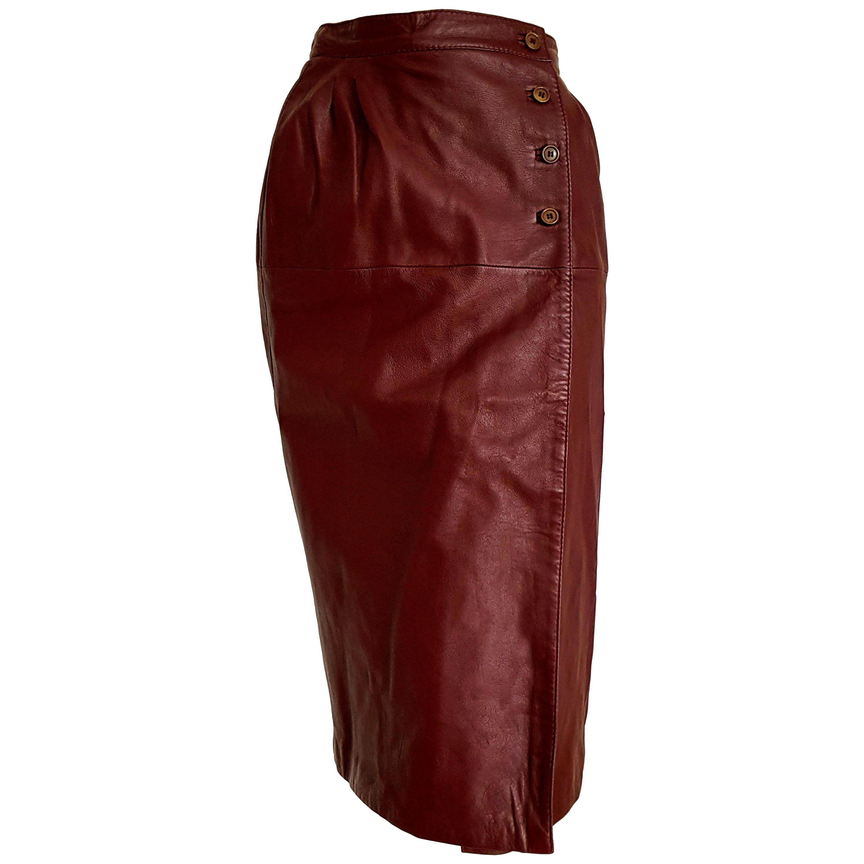 b1cf287b3401 70s Skirts - 95 For Sale on 1stdibs