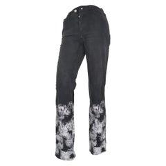 Valentino Cotton Jeans