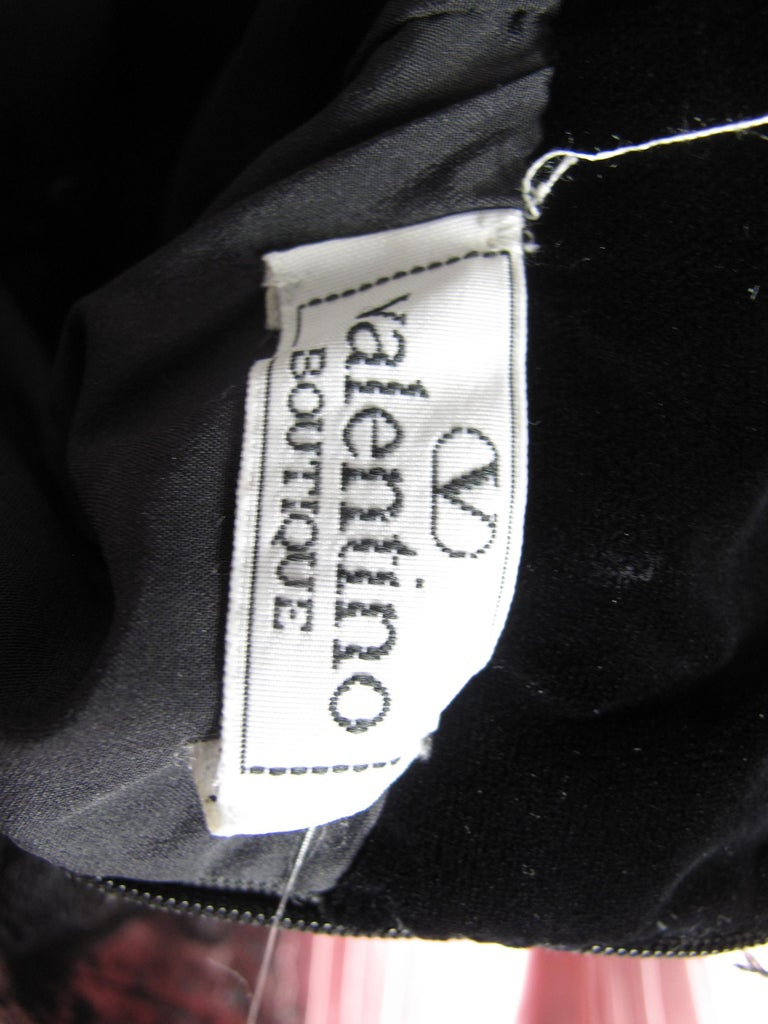 Valentino Evening Skirt, 1980s For Sale 1