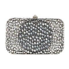Valentino Garavani Swarovski Crystal Embellished Clutch
