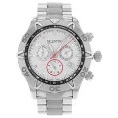 Valentino Homme Stainless Steel White Dial Quartz Men's Watch V40LCQ9902-S099