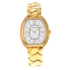 Valentino Liaison White MOP Dial Gold Tone Steel Ladies Watch V48SBQ5091-S080