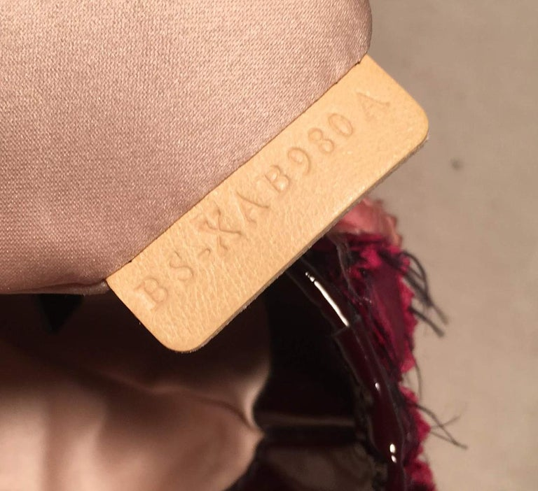 Valentino Multicolor Silk Rosier Rosettes Tote Bag For Sale 4