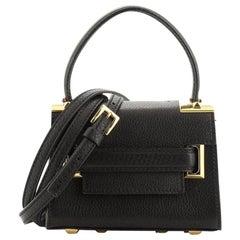 Valentino My Rockstud Satchel Leather Mini