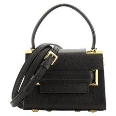 Valentino My Rockstud Satchel Leather Mini