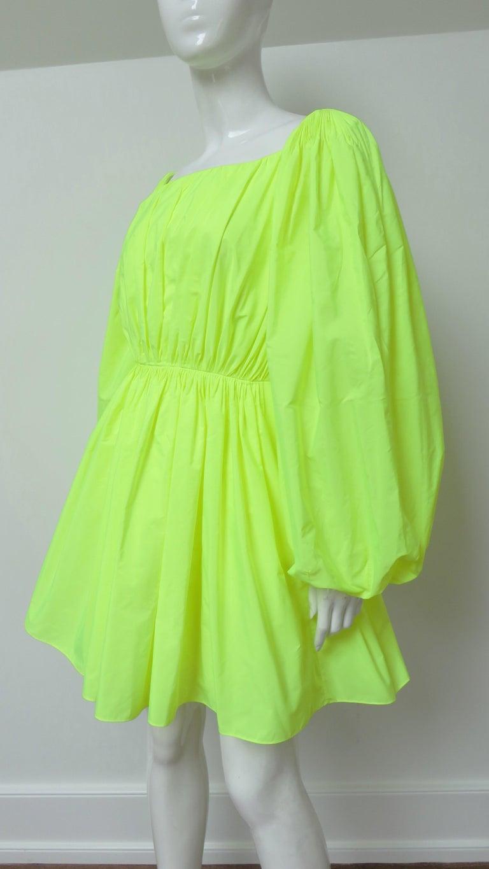 Women's Valentino New Neon Dress For Sale