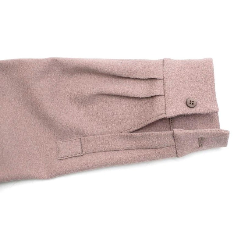 Valentino Nude Rockstud A-Line Dress US 6 For Sale 2