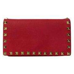 Valentino Pink Leather Bag