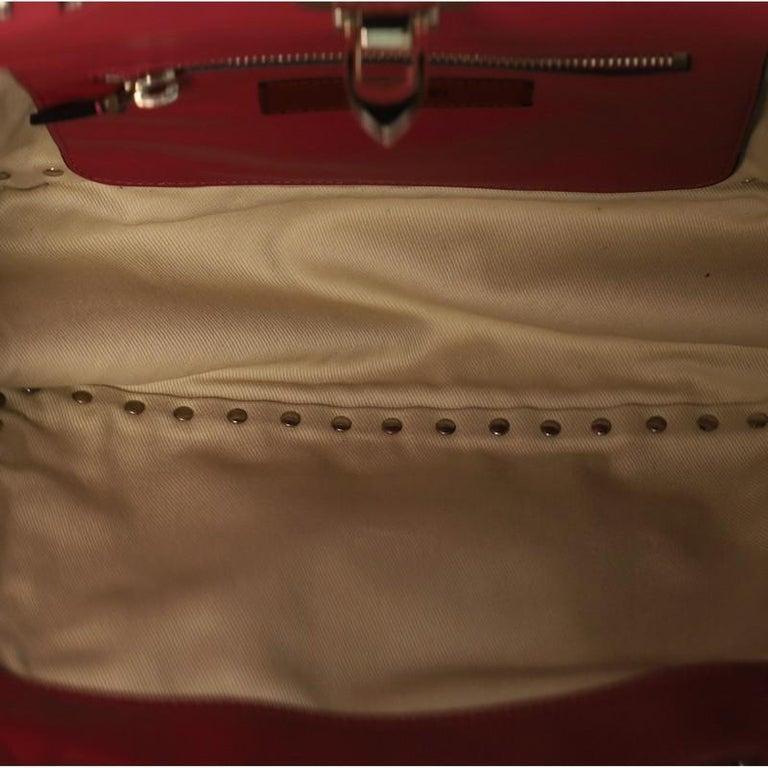 Valentino Rockstud Tote Soft Leather Small 1