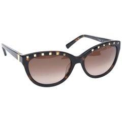 Valentino Stud Sunglasses Italian