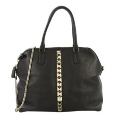 Valentino Va Va Voom Bowling Bag Leather Medium