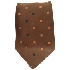 Valentino Vintage multicoloured tie