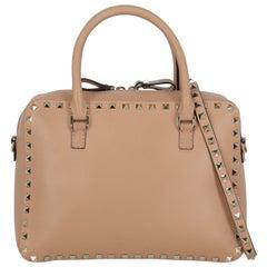 Valentino Woman Handbag Pink Leather