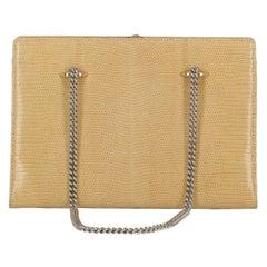 Valentino Woman Shoulder bag Beige Leather