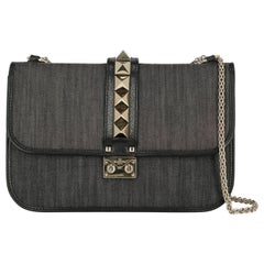 Valentino Woman Shoulder bag  Black Fabric