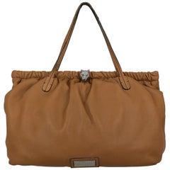 Valentino Woman Shoulder bag Camel Color Leather