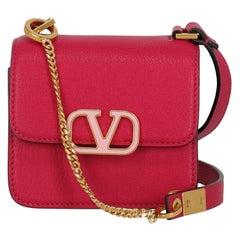 Valentino Woman Shoulder bag  Pink Leather