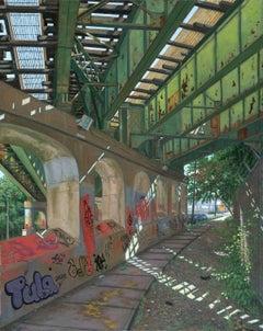 Train Trestle, Boston Road, Bronx