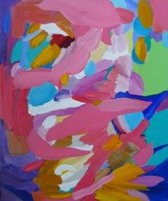 Some Kinda Wonderful, Painting, Acrylic on Canvas