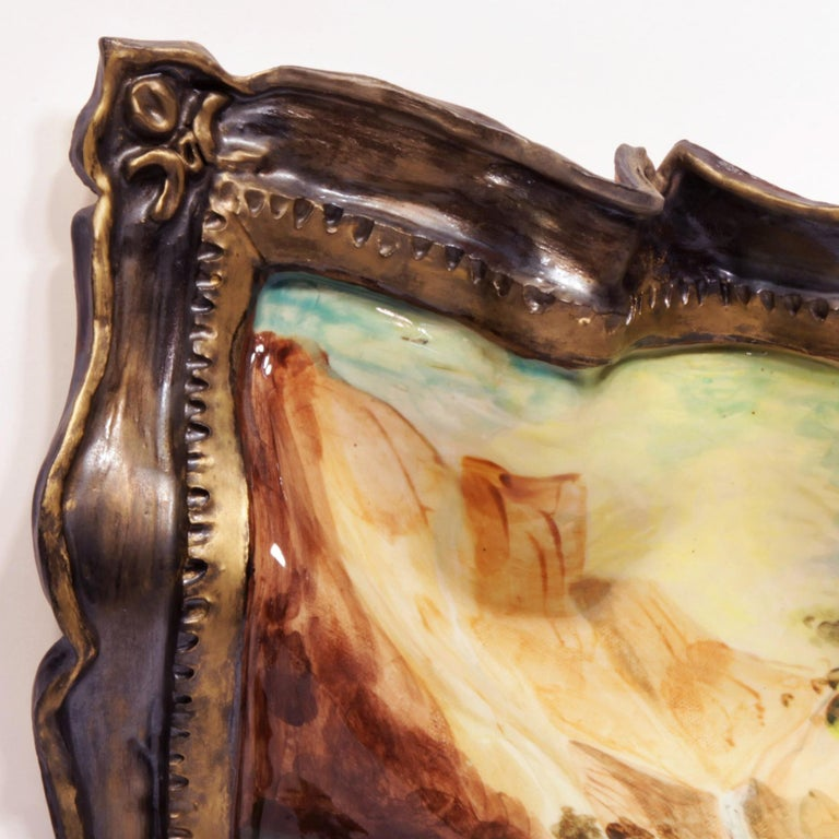 Throughout her career, Valerie Hegarty (b. 1967) has explored fundamental themes of American history and particularly the legacy of 19th-century American art, addressing topics such as colonization, slavery, Manifest Destiny, historical revisionism,