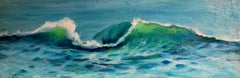 The Wave 1, Painting, Oil on Canvas