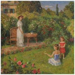 Valeriy Krilatov Oil on Canvas