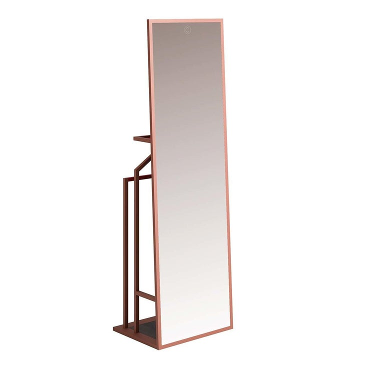 Valet Mirror In New Condition For Sale In Milan, IT