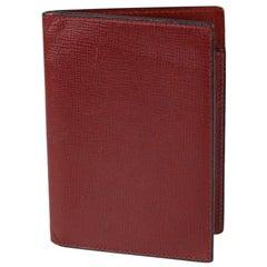 Valextra Document Credit Card Holder