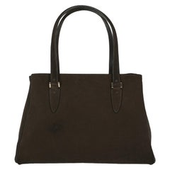 Valextra Woman Handbag  Brown Leather