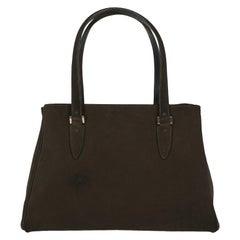 Valextra Woman Handbag  Brown Leather