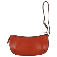 Valextra Woman Handbag  Orange Leather