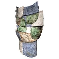 Vallauris Ceramique Vase