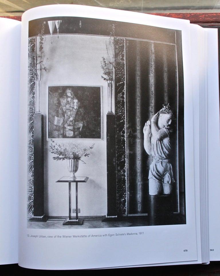 Vally Wieselthier Important Ceramic Head, & Hand from Wiener Werkstätte Showroom For Sale 6
