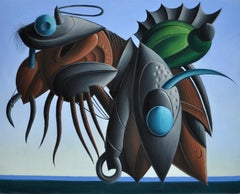 Surrealist Abstract Paintings