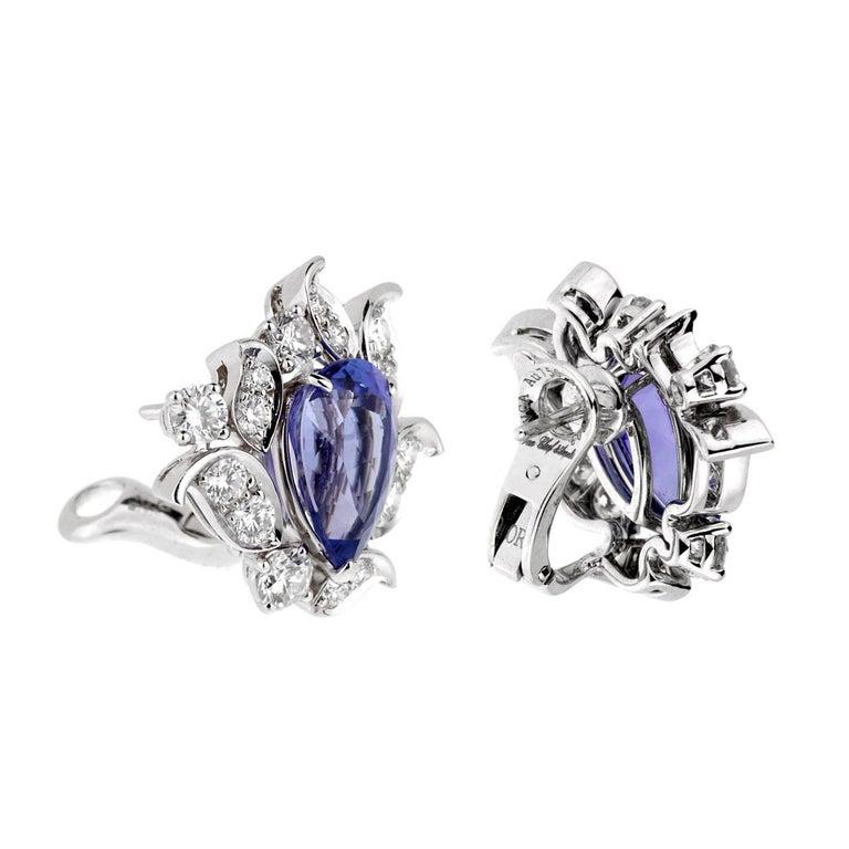 Van Cleef & Arpels One of a Kind Les Jardins Diamond Suite For Sale 4