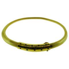 Sapphire Choker Necklaces