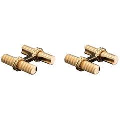 Van Cleef & Arpels 18 Karat Gold Cufflinks