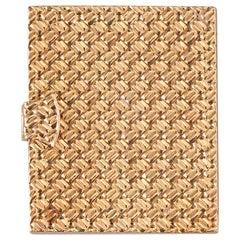 Van Cleef & Arpels 18k Gold Photo Frame