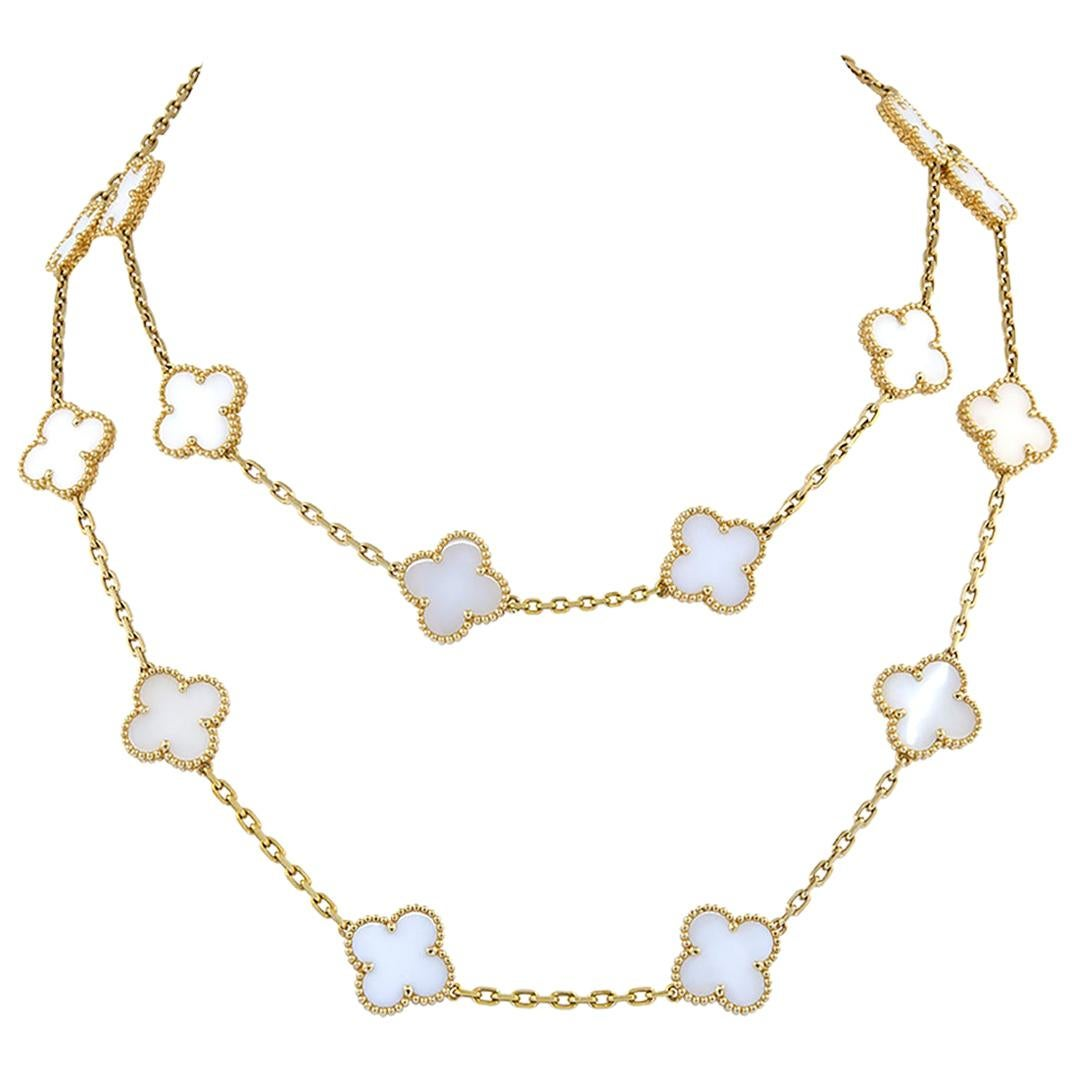 Lucky Alhambra Necklace