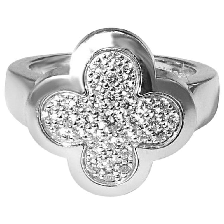 Van Cleef & Arpels Allahambra Ring