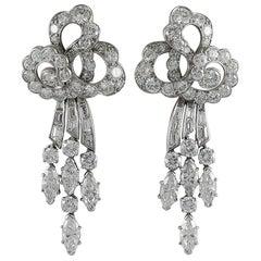 1930s Dangle Earrings