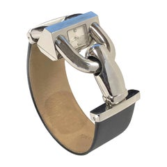 Van Cleef & Arpels Cadenas Steel Ladies Quartz Wrist Watch