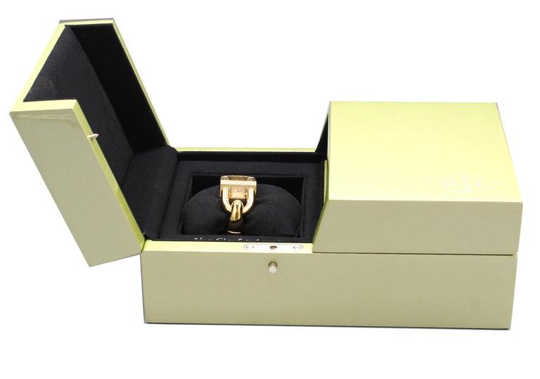 Van Cleef & Arpels Cadenas Watch For Sale 1