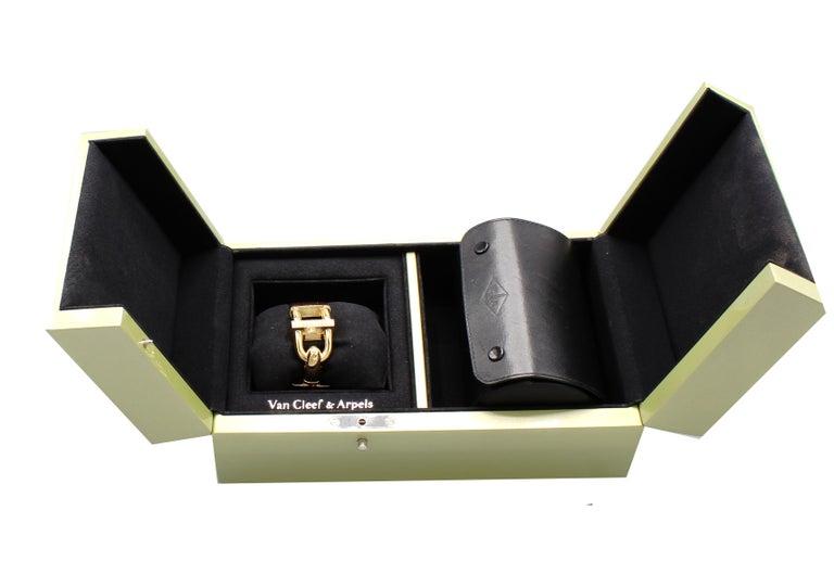Van Cleef & Arpels Cadenas Watch For Sale 2
