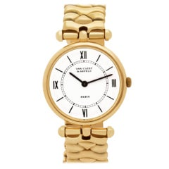 Van Cleef & Arpels Classic 18601cc1, Case, Certified and Warranty