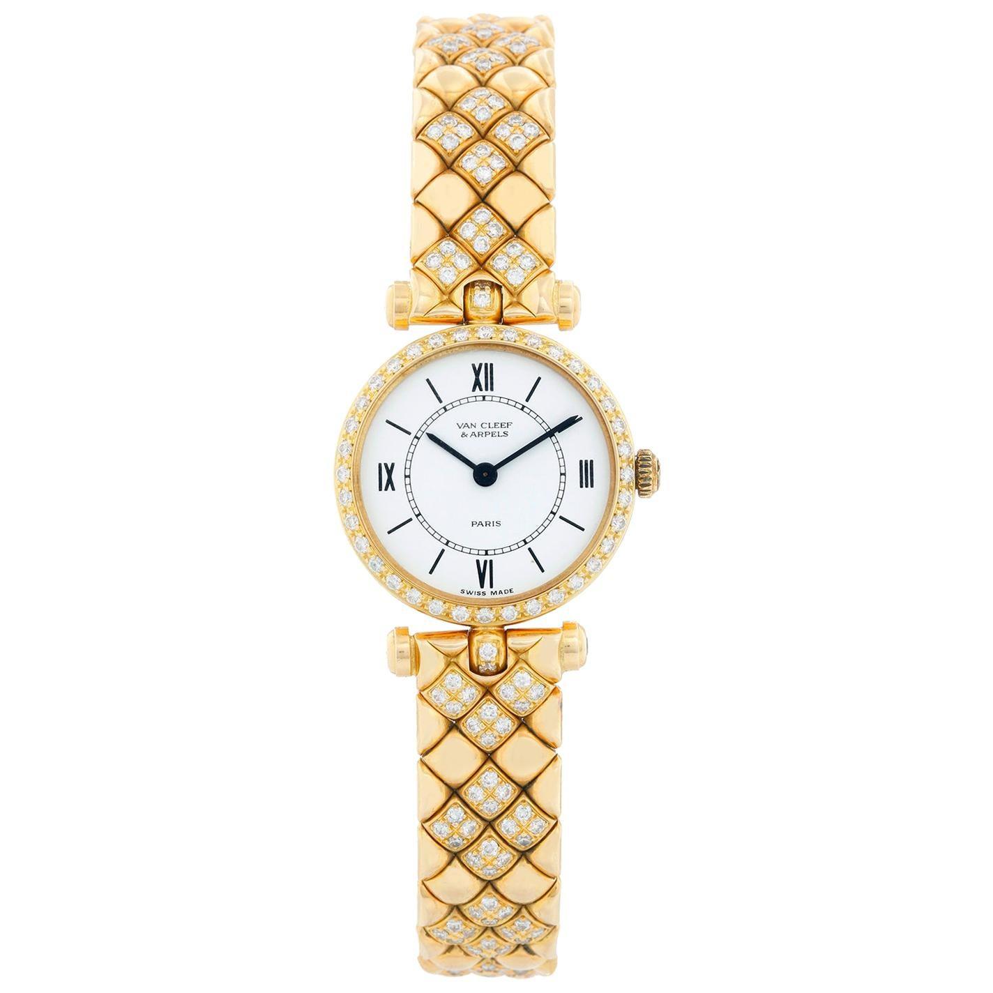 Van Cleef & Arpels Classique Paris Ladies Watch 18901B1