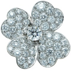 Van Cleef & Arpels Cosmos Diamond Ring