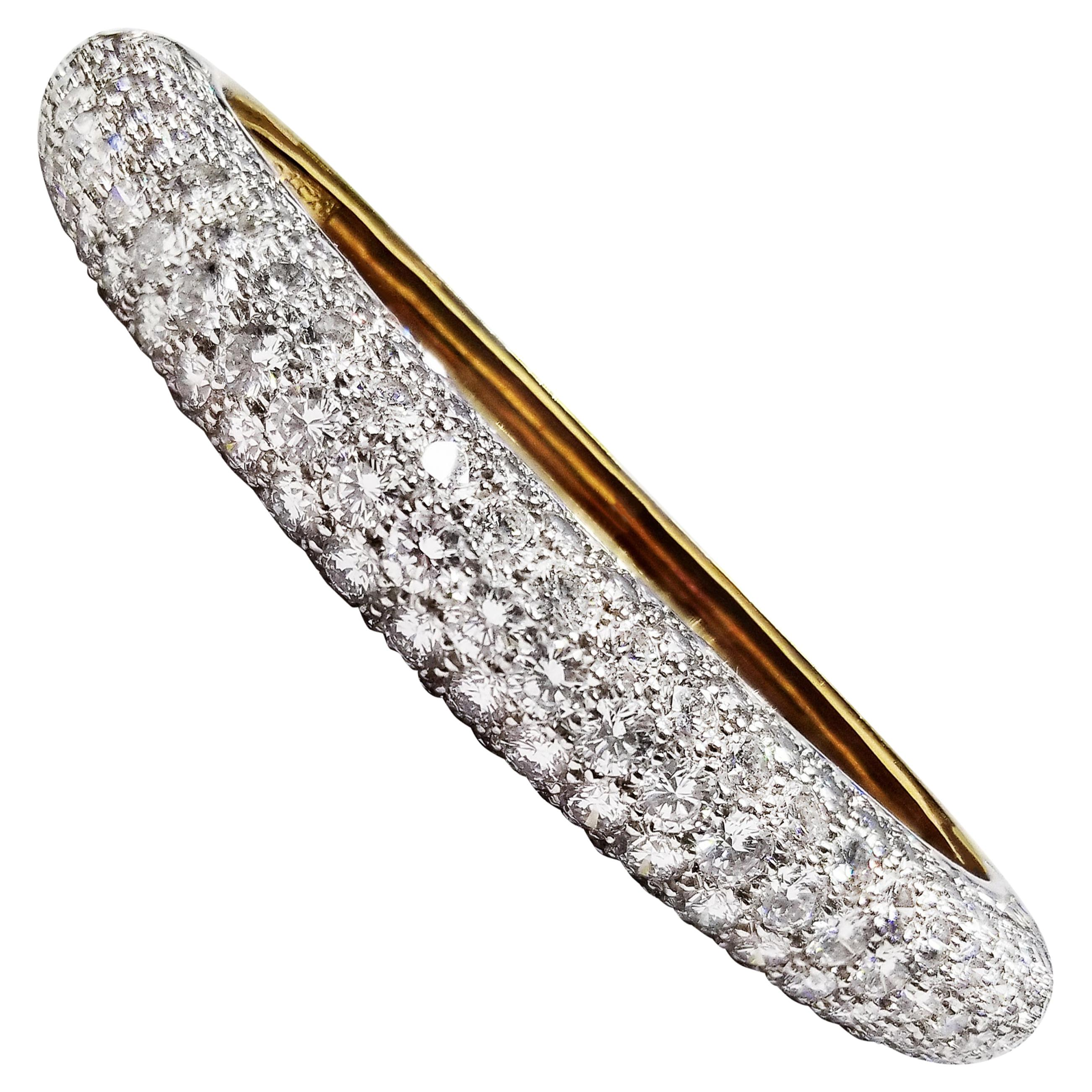 Van Cleef & Arpels Diamond Bracelet