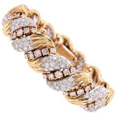 Van Cleef & Arpels Diamond Bracelet French
